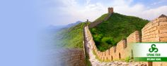 Climb the wall of China with Spring Tour