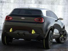 Kia Niro extrior rear view