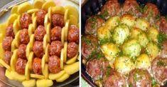 Recepty - Strana 5 z 49 - Vychytávkov Eat Pray Love, Romanian Food, Hungarian Recipes, Meat Recipes, Casserole, Sausage, Easy Meals, Food And Drink, Favorite Recipes