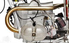 Fuel R100 Tracker HP | Inazuma café racer