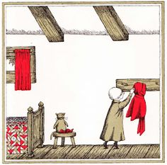 Edward Gorey, Little Red Riding Hood