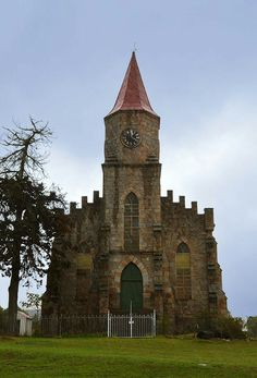 Dutch Reformed church, Albanie, Riebeek-Oos