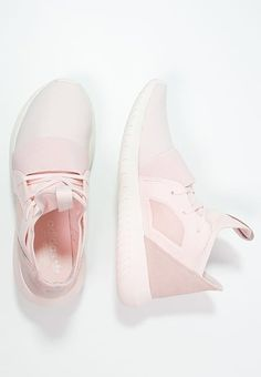 TUBULAR DEFIANT - Sneaker low - halo pink/chalk white