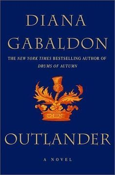 Outlander.   Hands down my favorite author, series and fiction characters. Books I love to read over and over.