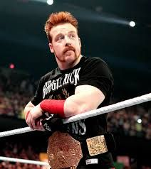 Sheamus or Stephen Farrelly, is a big love of mine and not just an idol. I love his ginger hair and his pride of being Irish.