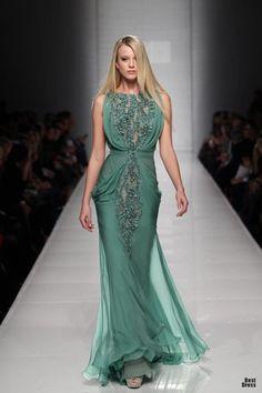 Tony Ward Haute Couture S/S 2012