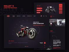 Motorcycles_Harley-Davidson