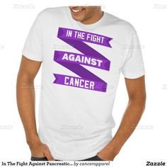 In The Fight Against Pancreatic Cancer Shirts