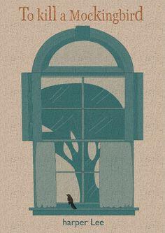 to kill a mocking bird poster