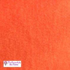 Jersey Interlock UNI orange