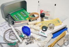 Pocket Survival Kit : ITS Tactical