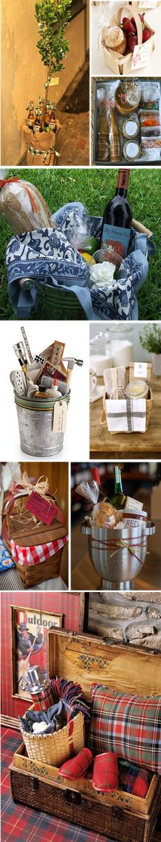 Love in a Basket - Gift Ideas