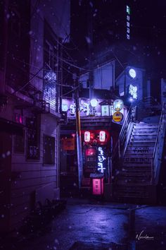 We all need a reason to travel, but these 10 images of South Korea will have you booking a flight in no time! We all need a reason to travel, but these 10 images of South Korea will have you booking a flight in no time! Cyberpunk City, Ville Cyberpunk, Cyberpunk Aesthetic, Aesthetic Japan, Night Aesthetic, Neon Aesthetic, Look Wallpaper, City Wallpaper, Urban Photography