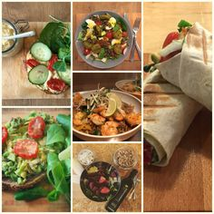 Clean Eating Week Two, Lunch & Dinner Suggestions