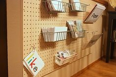 work shop storage ideas