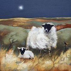 Evening on the Moor - Lesley McLaren