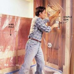 tiling the shower - on the list sometime in the next year or two!