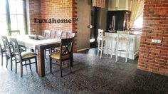Black Marble mosaics tiles - Maluku Black - Lux4home™ #marble #Lux4home #Floors