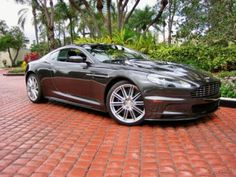 2009 Aston Martin DBS Base