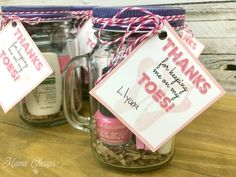 Dance Teacher Gift Pedicure in a Jar + Printable Tags Teacher Gift Tags, Dance Teacher Gifts, Dance Gifts, Teacher Christmas Gifts, Christmas Ideas, Pirouette Cookies, Easy Dance, Ballet Quotes, Dance Quotes