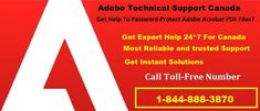 How To Password-Protect Adobe Acrobat PDF Files?  Adobe PDF editor is a great tool in which one can edit according to his or her need. Some of the people distribute their PDF on the internet. Many bloggers and eBooks sellers use this because PDF is free to read and edit. It has a feature of lock the content so that no one can copy your content.