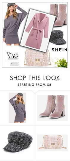 """""""SheIn 9 / XX"""" by selmamehic ❤ liked on Polyvore"""