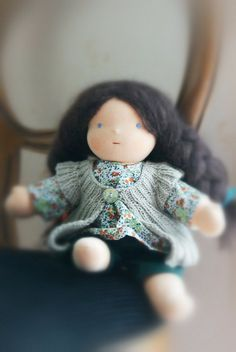 waldorf doll by Lê Thu, via Flickr