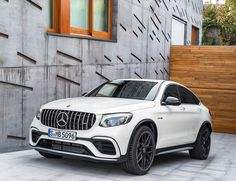 """Michael Kübler (@f1mike28) on Instagram: """"The new AMG GLC63 S Coupé """"The Design Performer"""". For the first time, a mid-size SUV is now also…"""""""