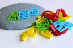 Alphabet activities for three-year-olds