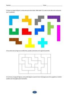 Crafts for preschools : Puzzle Coloring Pages Activities for Preschool Montessori Activities, Preschool Worksheets, Kindergarten Activities, Toddler Activities, Preschool Activities, Cognitive Activities, Kids Education, Special Education, Toddler Learning
