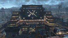 Fallout 4: The Starlight Bazaar Settlement - Album on Imgur