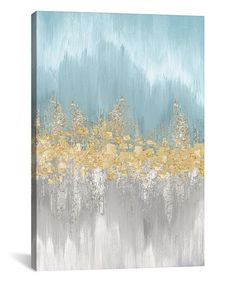 Take a look at this Neutral Wave Lengths I Gallery Wrapped Canvas today!