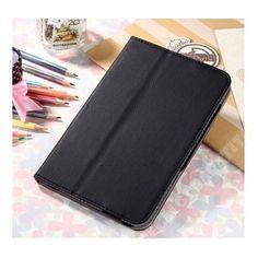 Funda tapa hecha de piel original para proteger tablet BQ Aquaris E10