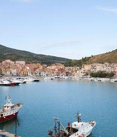 Argentario coast, Italy | Italy travel guide - Gourmet Traveller #Italy #Argentatio #Travels