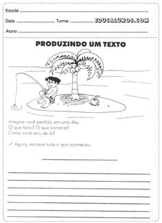 Atividades de produção de texto para o 5° ano do ensino fundamental