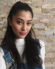 Maureen Wroblewitz, Asia's Next Top Model, Filipino Girl, Face Aesthetic, Filipina Beauty, Pretty Woman, Pretty Girls, Tumblr Girls, Dark Hair