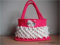 Luty Artes Crochet: Mochilas temáticas