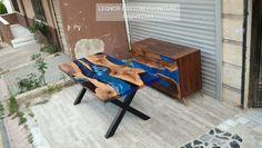 """105 Beğenme, 3 Yorum - Instagram'da LEGNOROFFICIAL (@legnorofficial): """"it is ready to ship for 🇺🇲 #möbel #ebaykleinanzeigen #esstisch #epoxidharz #epoxidharztischplatte…"""" Epoxy Resin Table, Outdoor Furniture Sets, Outdoor Decor, Credenza, Corner Desk, Instagram, Home Decor, Dinner Table, Corner Table"""