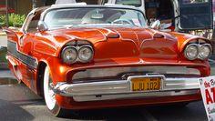 1955 Chevrolet - Barris Aztec Custom