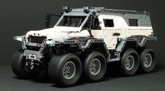 Lego Technic Avtoros Wamah Shaman 8x8
