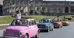 Viagem de carro de Roma à Milão #viajar #viagem #itália #italy
