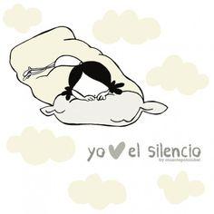 Porque en el silencio, escucho el eco de la Vida. Que hoy me susurra... cantando. Eeeeegunon mundo!!
