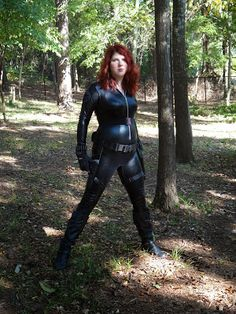 Wilde Designs: Cosplay Tutorial: Black Widow First Draft