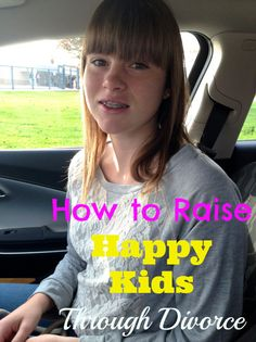 How to Raise Happy Kids through a Difficult time, Divorce - Temecula Qponer ~ Blogs!