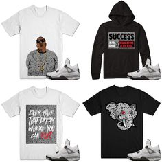 dbe888c6429736 Online tees to match your sneakers by DapperSam Clothing