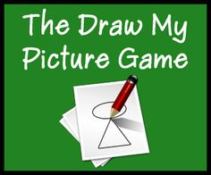 The Draw My Picture Game is a fun activity for practicing listening and speaking skills. As one student explains something, another has to draw it; then they switch places.