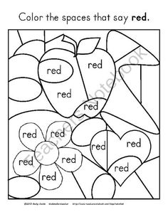 Color Words Fun Activities from The Barefoot Teacher on TeachersNotebook.com (10 pages)  - colors, words, activities  Here are some color word activities.... I will be adding to this each day as I make them.  They are meant to be a fun filler activity that reinforces color word recognition.   Enjoy!  Please rate this product after download. I a