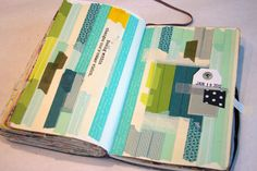 I absolutely love to art journal and as far as I'm concerned Donna Downey is the best.