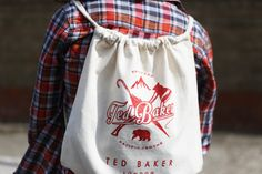 Ted Baker #promotional #merchandise inspired by the great Canadian outdoors.