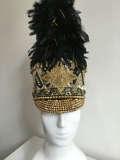Love Khaos Hats www.LoveKhaos.com Bespoke Custom hats with lights for your party…